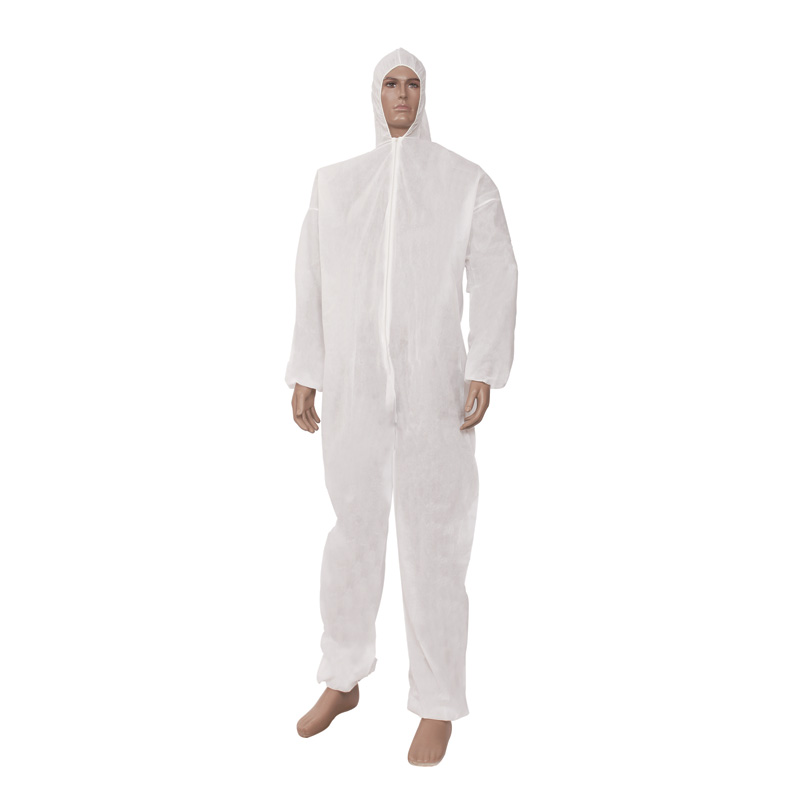 PE Coated Coverall